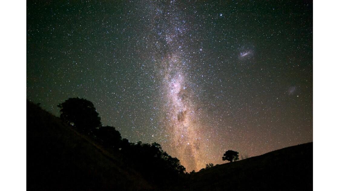 Milky way Sedona