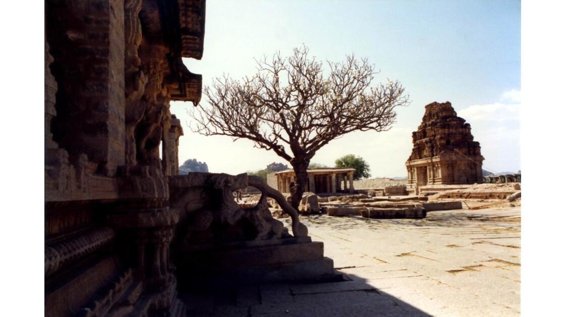 Les temples de Hampi