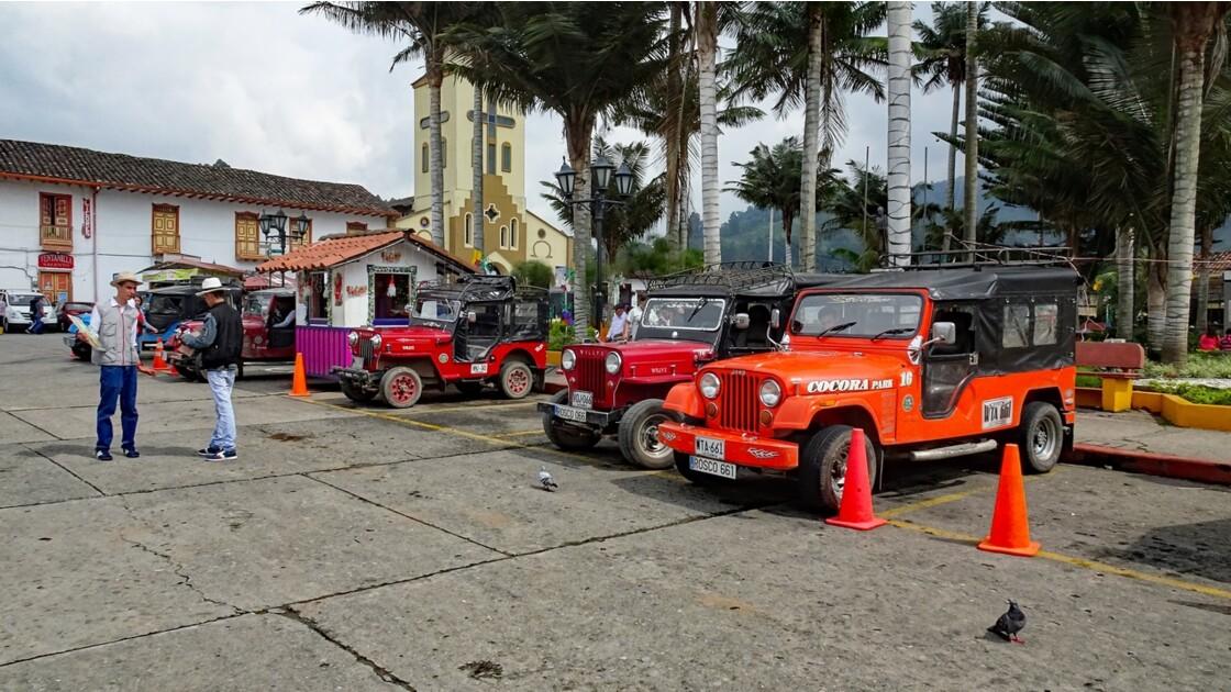 Colombie Salento Les Willys 3