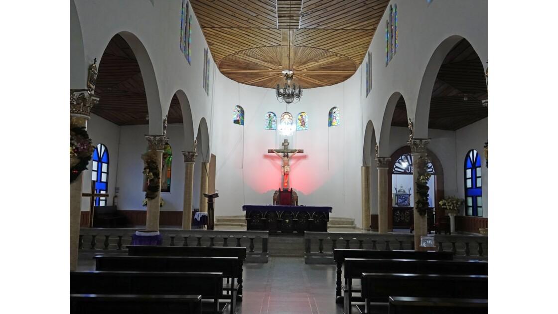 Colombie Salento L'église 2