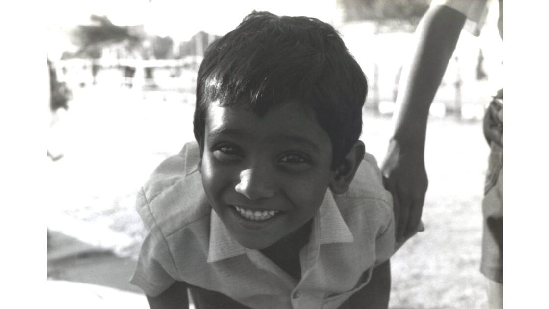 Les enfants de Mysore