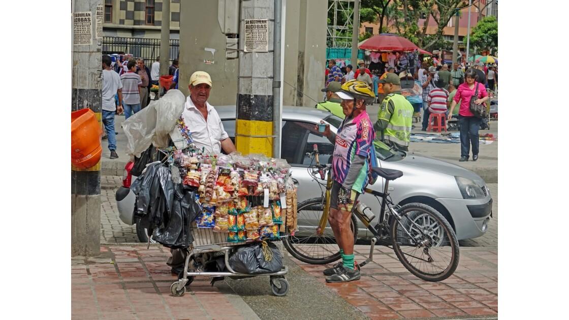 Colombie Medellin Autour de la Place Botero 3