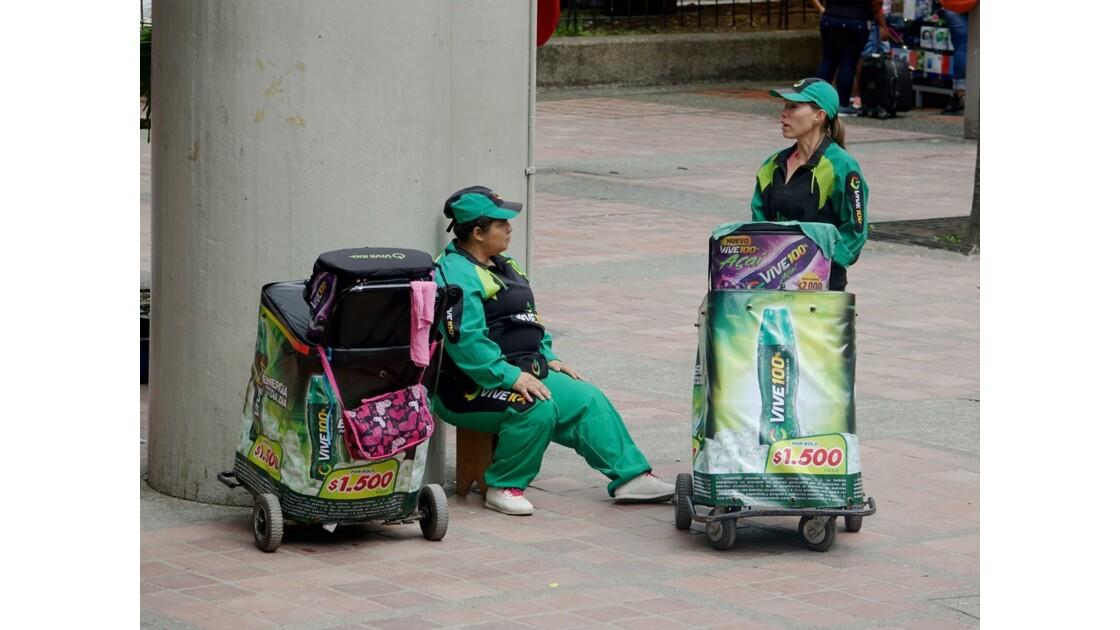 Colombie Medellin Autour de la Place Botero 4