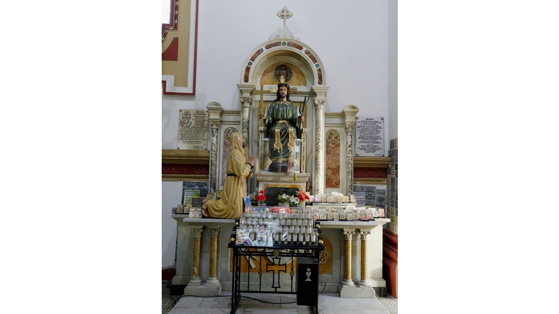 Colombie Medellin Iglesia de San José 4