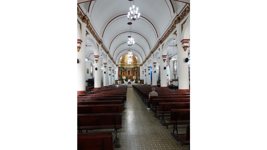 Colombie Medellin Iglesia de San José 7