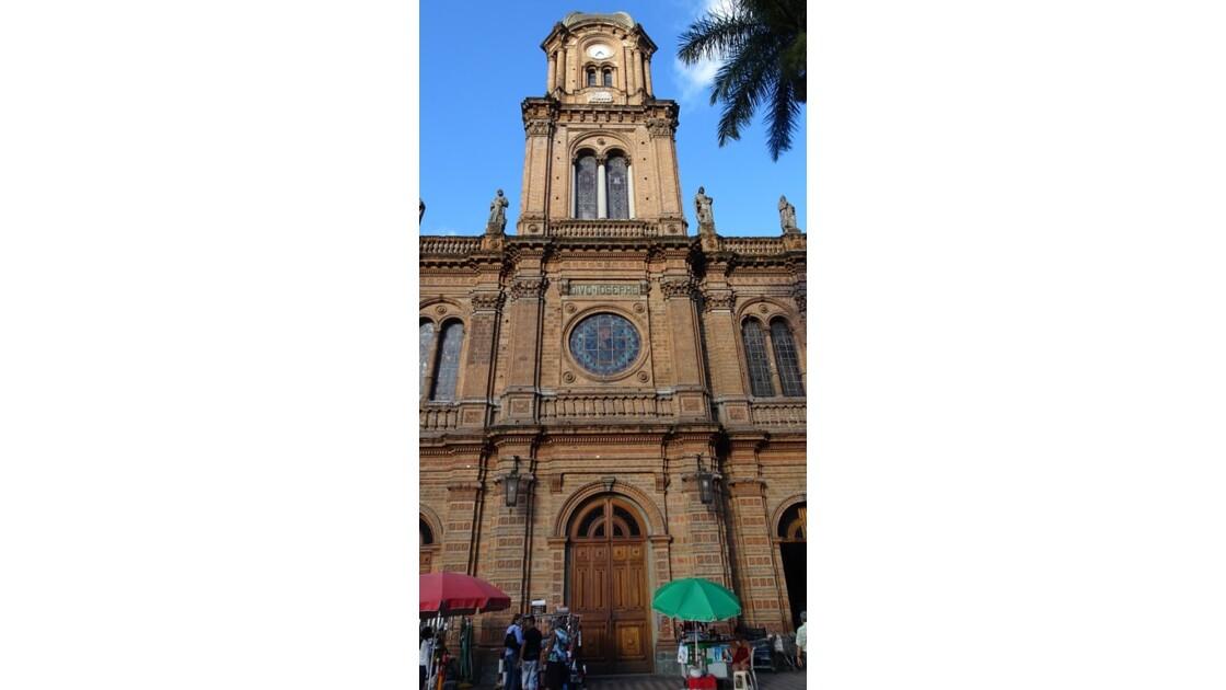 Colombie Medellin Iglesia de San José 1