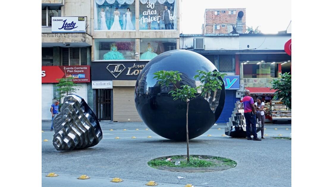 Colombie Medellin Avenida Ayacucho 1