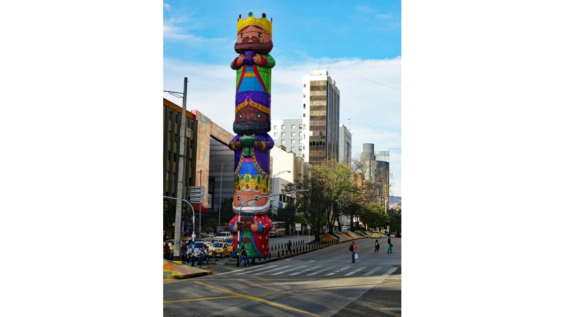 Colombie Medellin Avenida Oriental