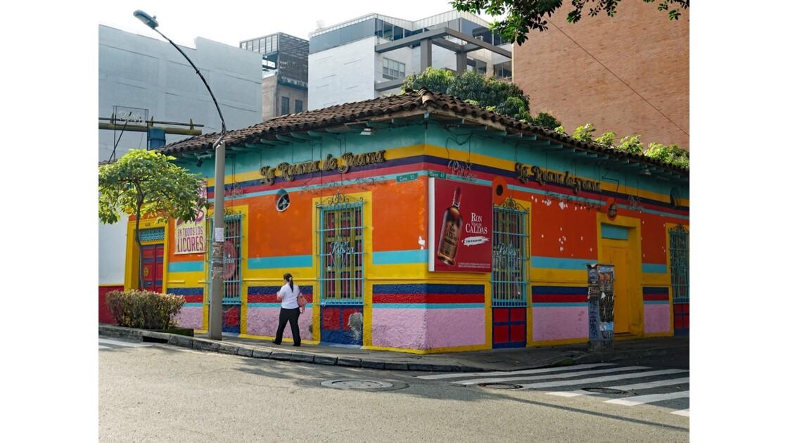 Colombie Medellin El Plobado 4