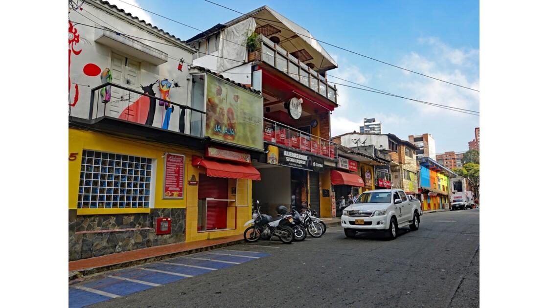Colombie Medellin El Plobado 5