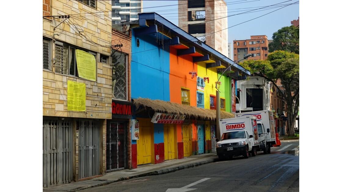 Colombie Medellin El Plobado 6