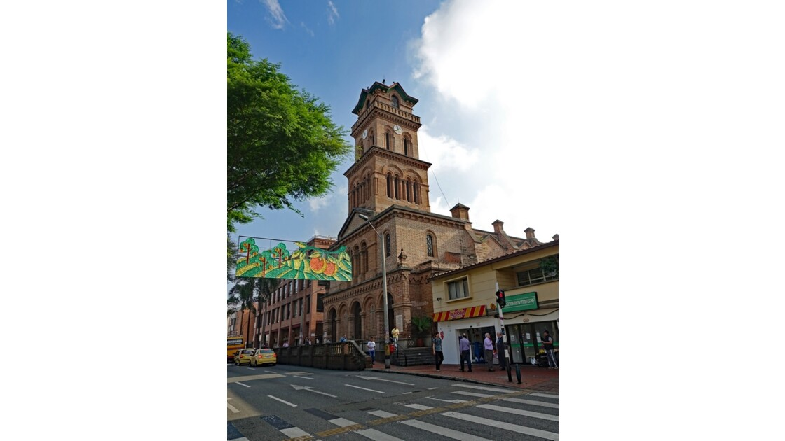 Colombie Medellin El Plobado Parroquia San José del Plobado 1