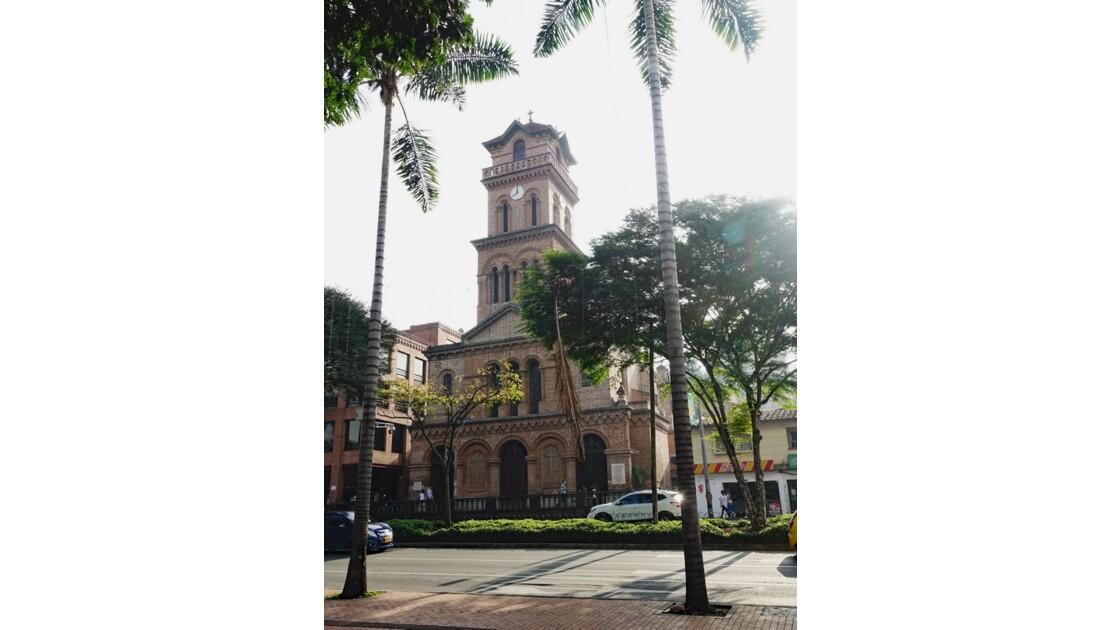 Colombie Medellin El Plobado Parroquia San José del Plobado 2