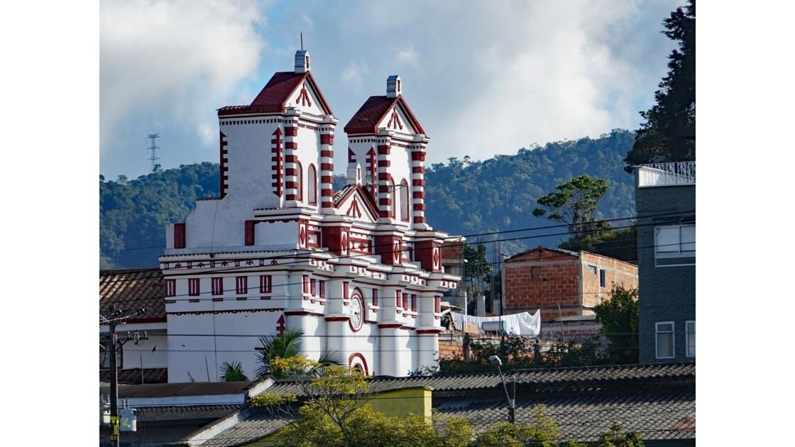 Colombie Guatapé Eglise Nuestra Señora del Carmen 1