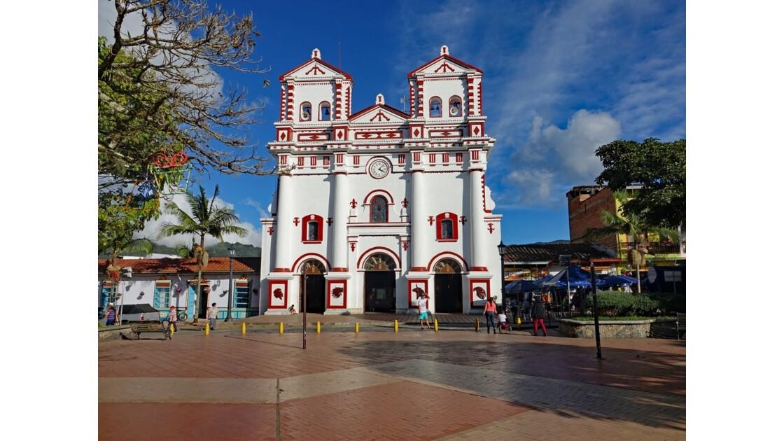 Colombie Guatapé Eglise Nuestra Señora del Carmen 2