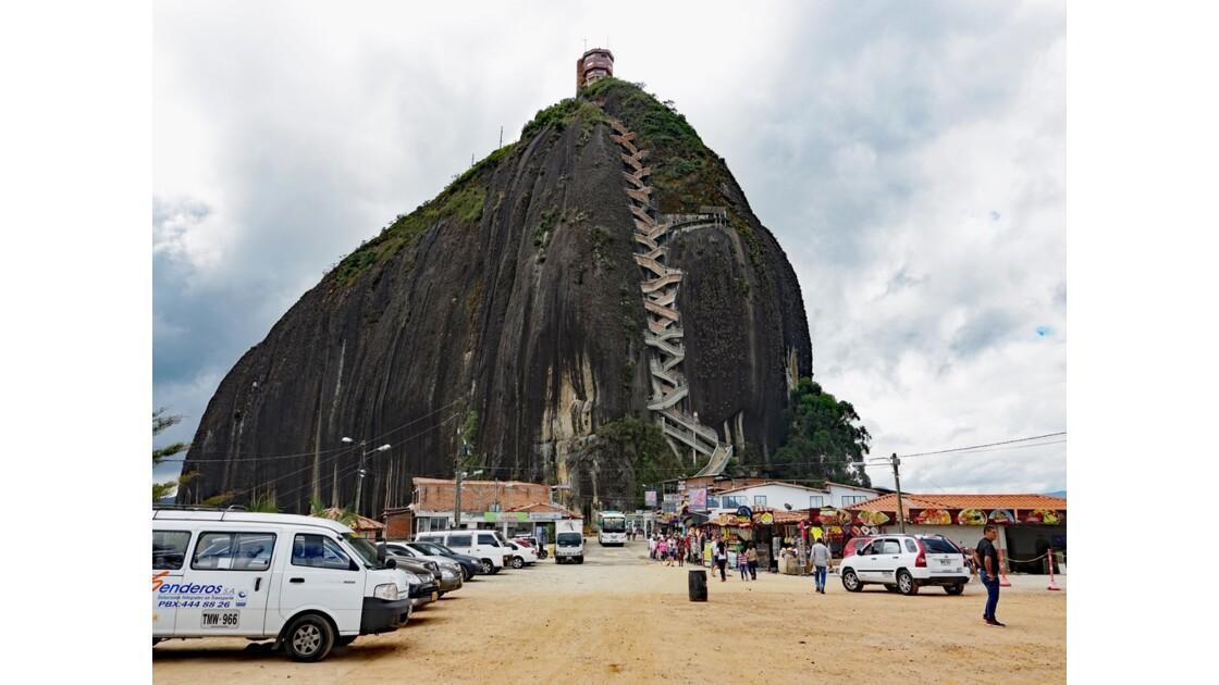 Colombie Guatapé Pierra del Penol 2