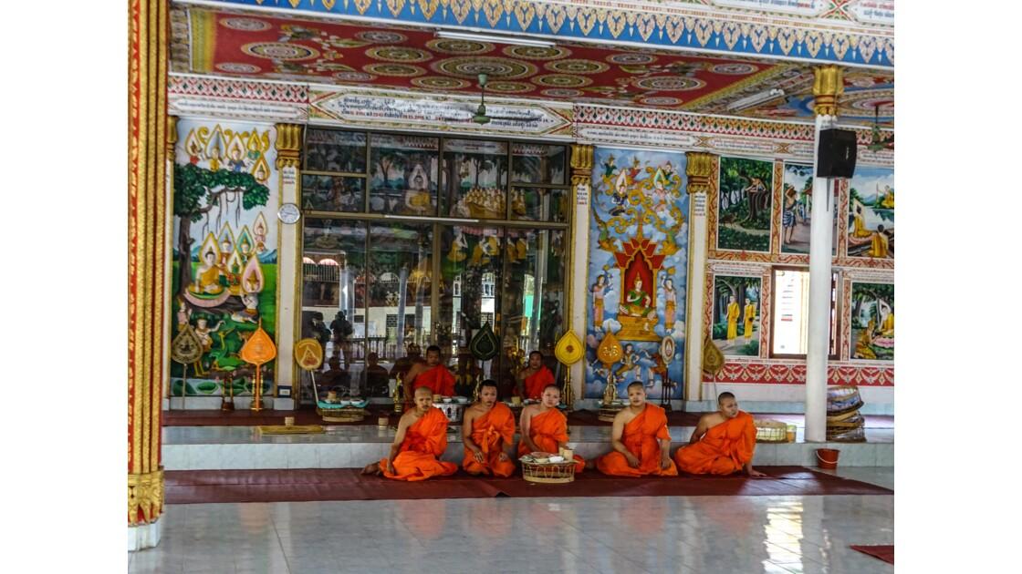 Temple Sisaket à Vientiane