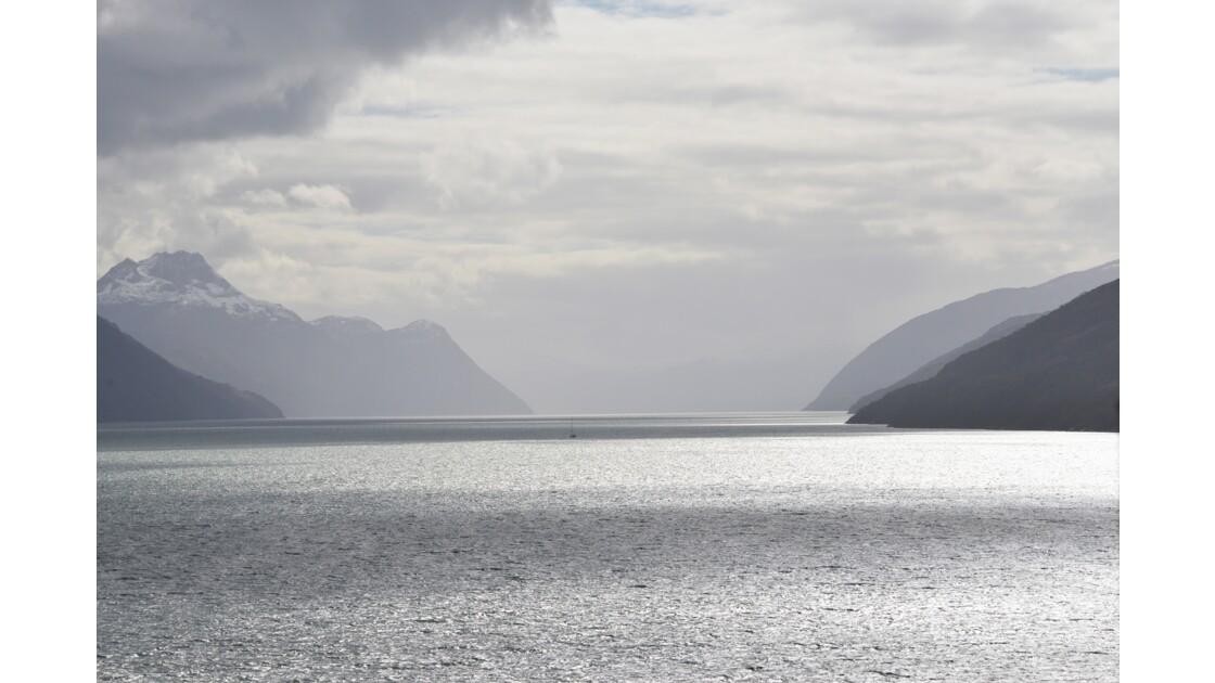 Fjord du canal de Beagle