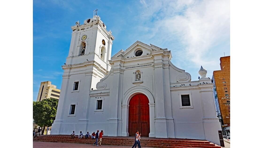 Colombie Santa Marta Basilica Menor 2