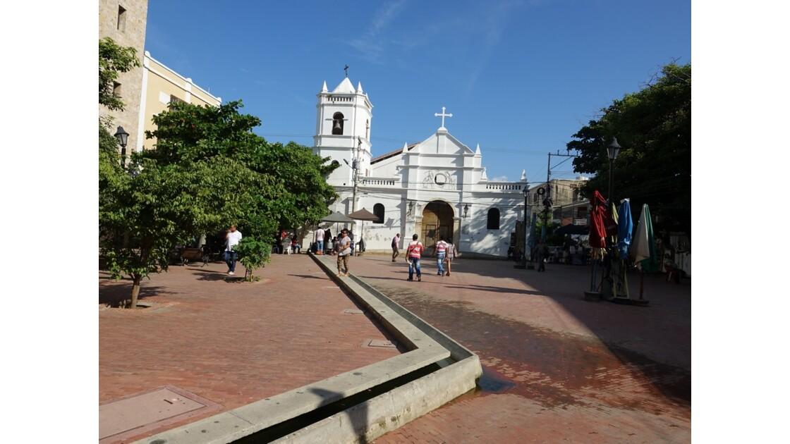 Colombie Santa Marta Iglesia San Francisco 2