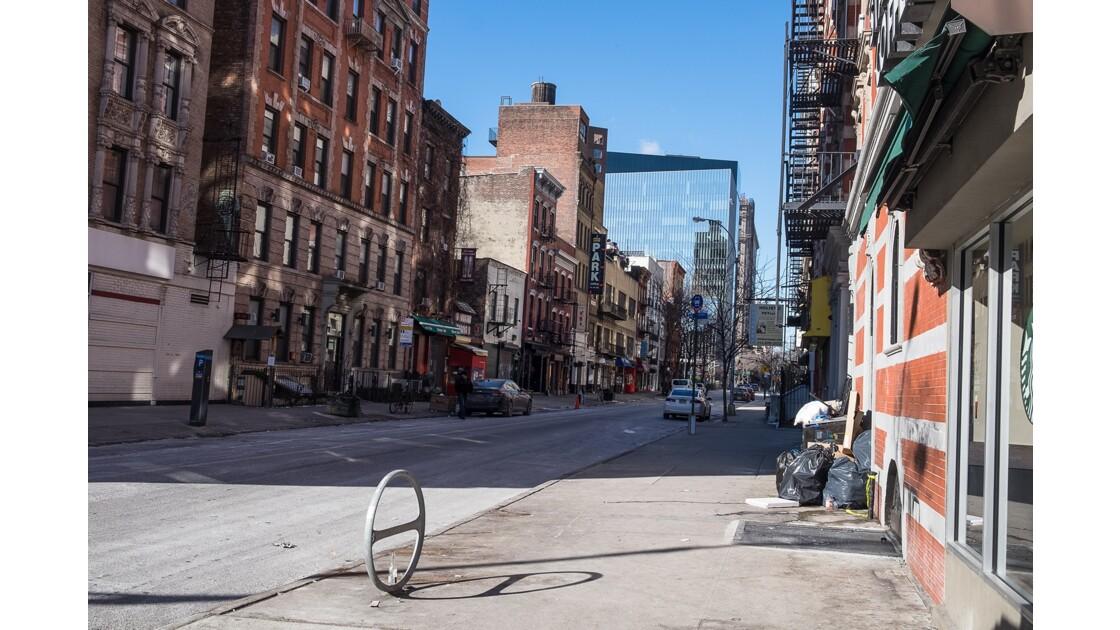 New York, cap vers 2018