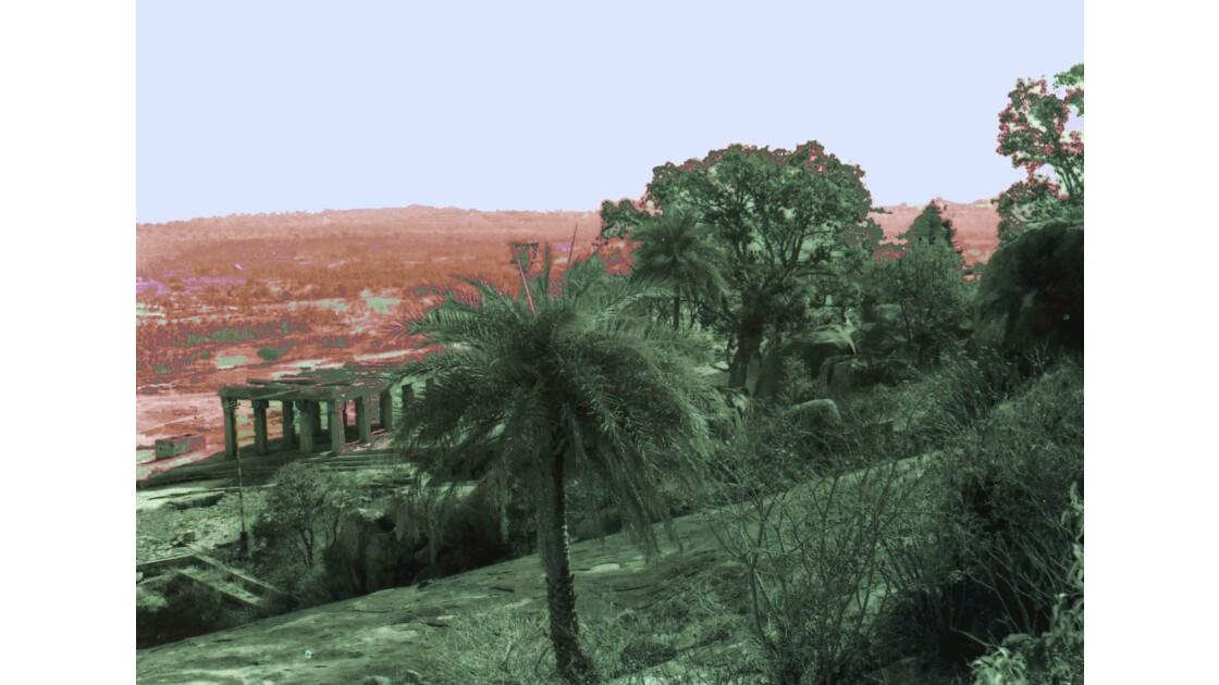 Panorama Sravanabelgola