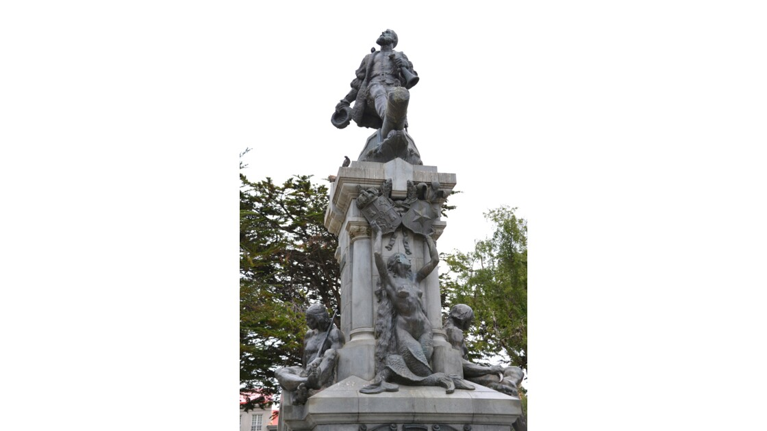 Monument à Magellan