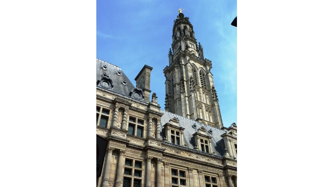 Le beffroi d'Arras - Pas-de-Calais