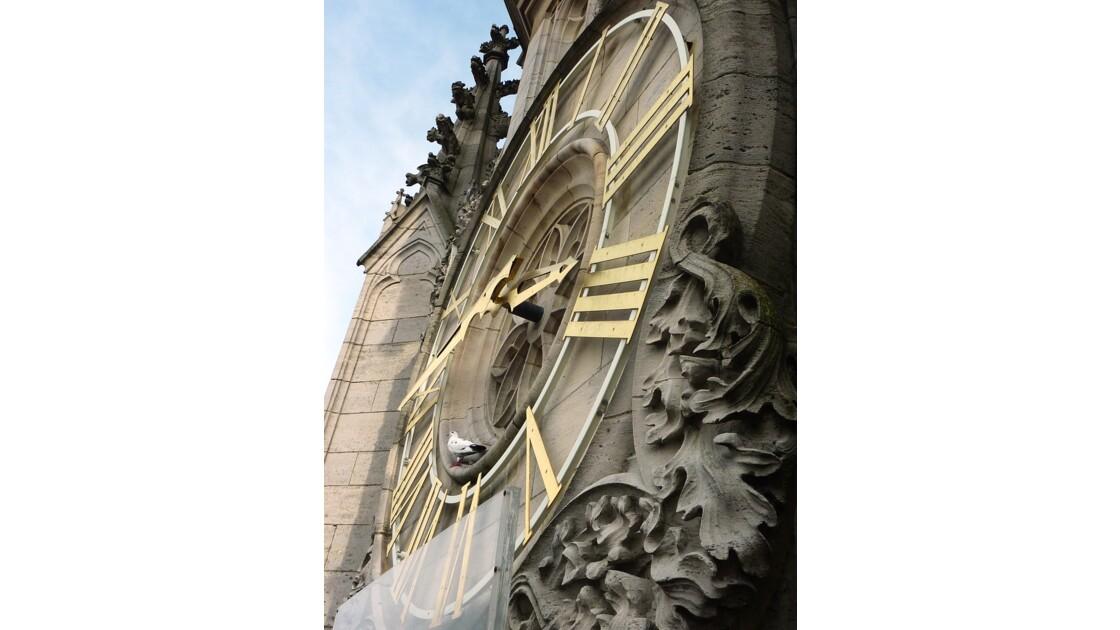 Horloge du beffroi d'Arras - Pas-de-Calais