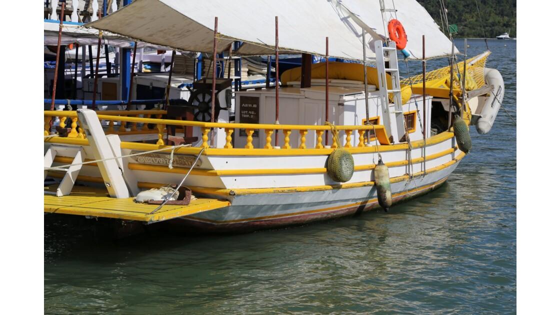 PARATY le port dernières photos