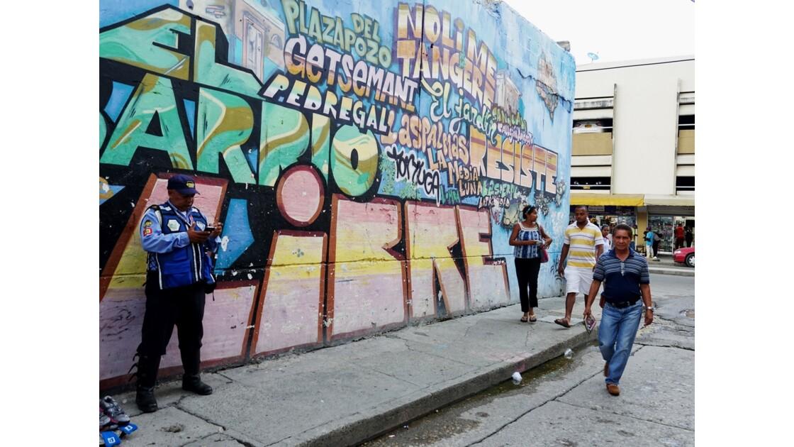 Colombie Cartagena Autour de la Calle Seguhda Badillo 6