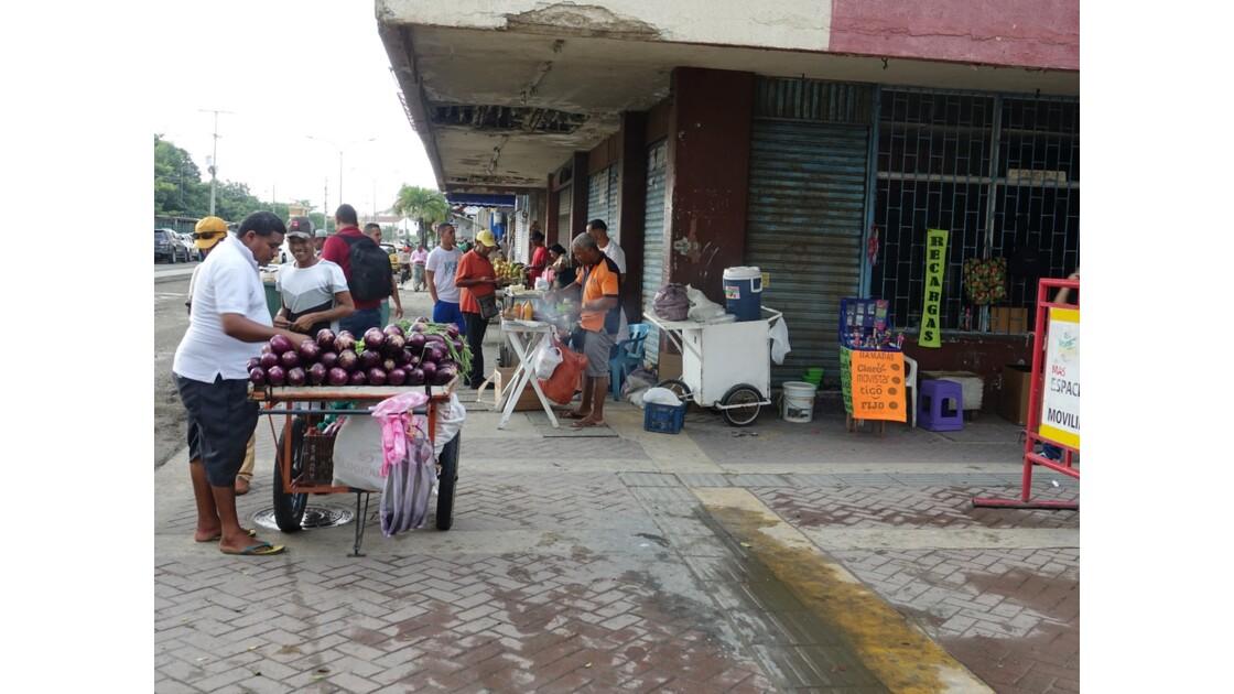 Colombie Cartagena Calle Seguhda Badillo 2