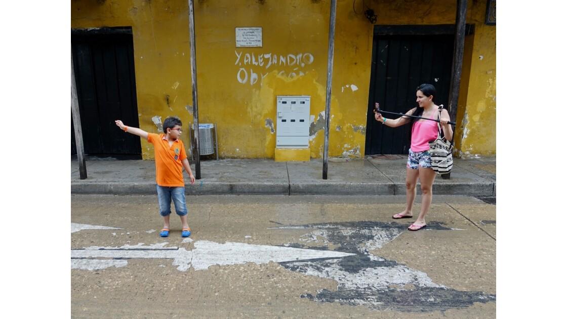 Colombie Cartagena La photo