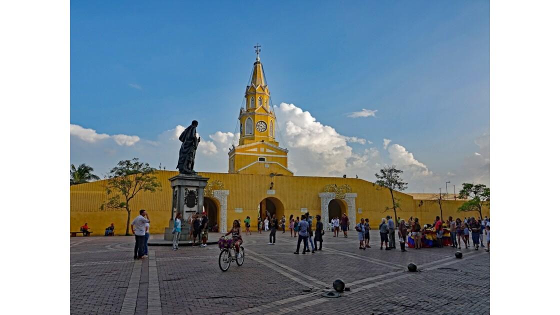 Colombie Cartagena Puerta del Reloj 3