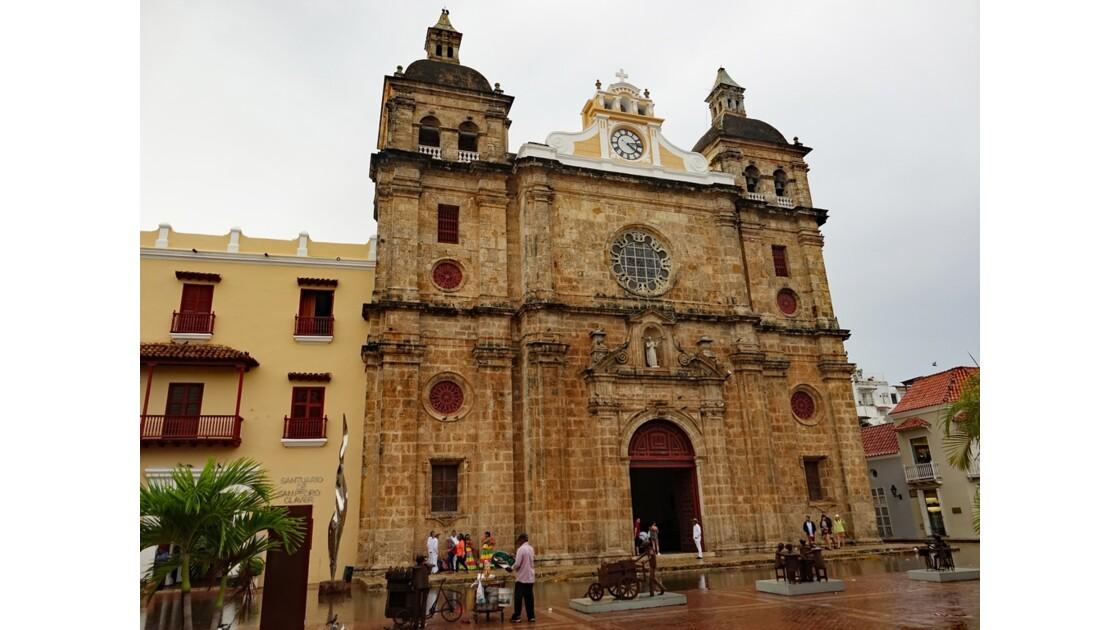 Colombie Cartagena Iglesia de San Pedro Claver 1