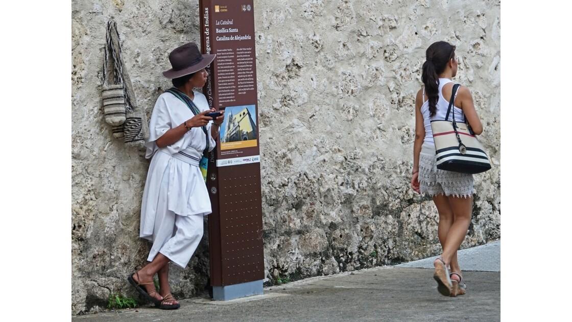 Colombie Cartagena indien Arhuaco 3