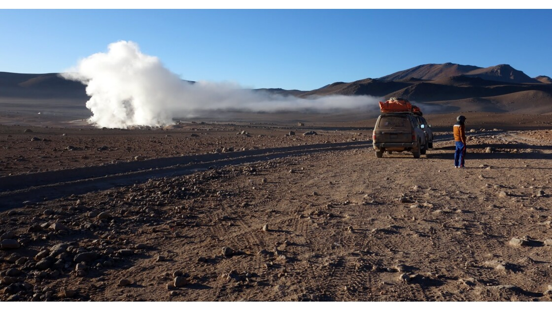Uyuni en route vers le Chili