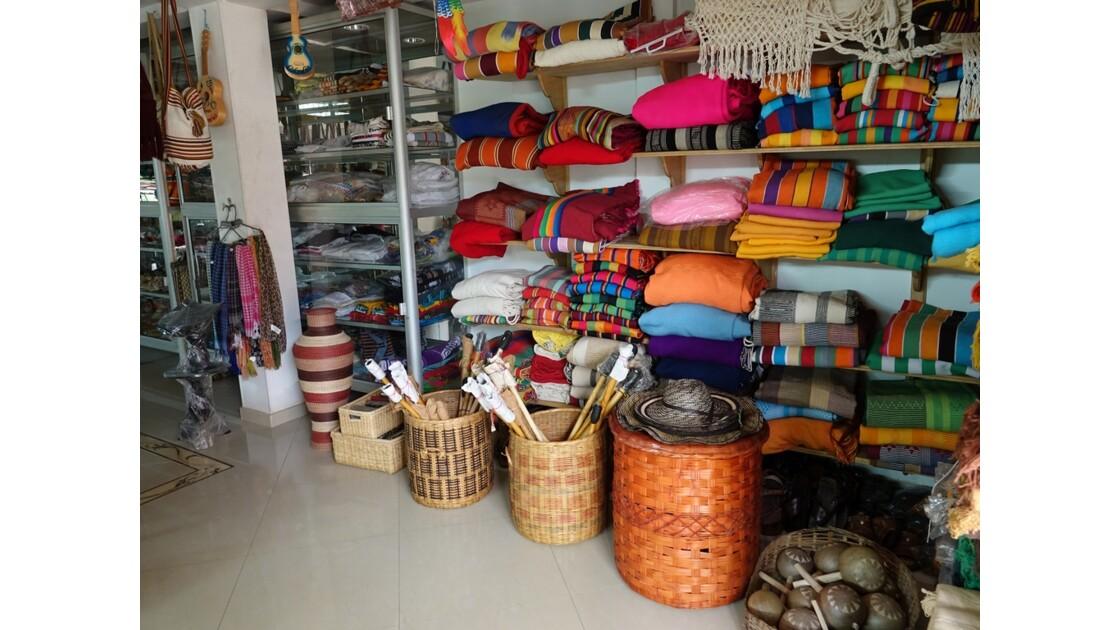 Colombie L'artisanat de Jacinto 1