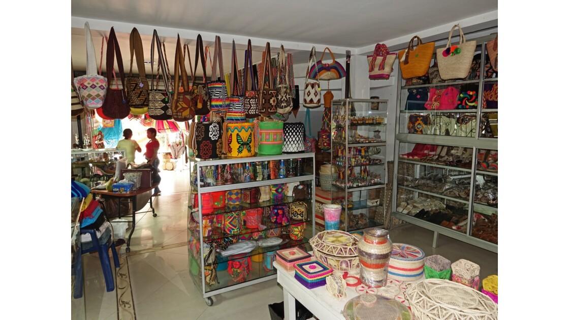 Colombie L'artisanat de Jacinto 2