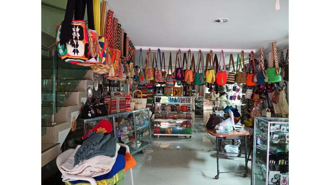 Colombie L'artisanat de Jacinto 3
