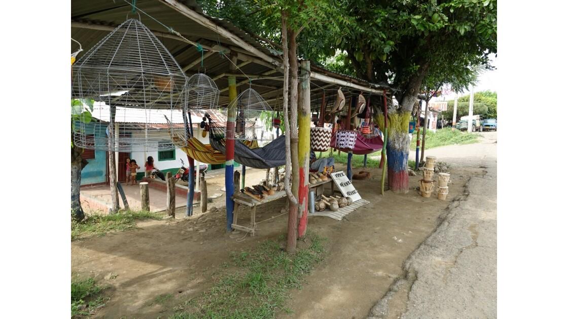 Colombie L'artisanat de Jacinto 4