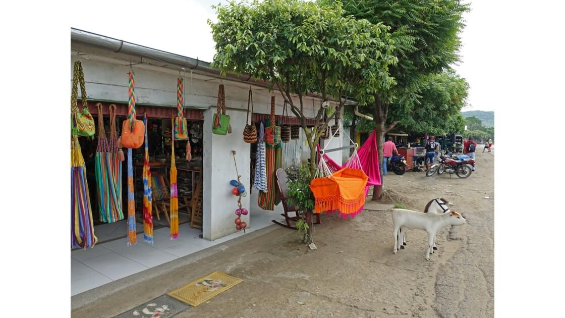 Colombie Les hamacs de Jacinto 5