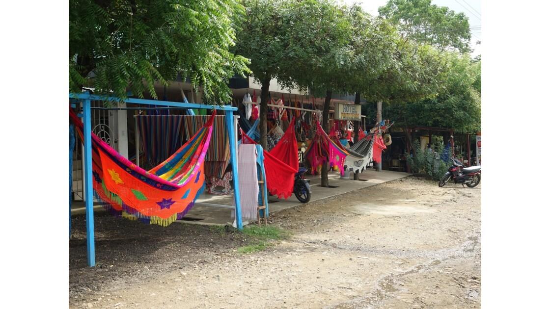 Colombie Les hamacs de Jacinto 6