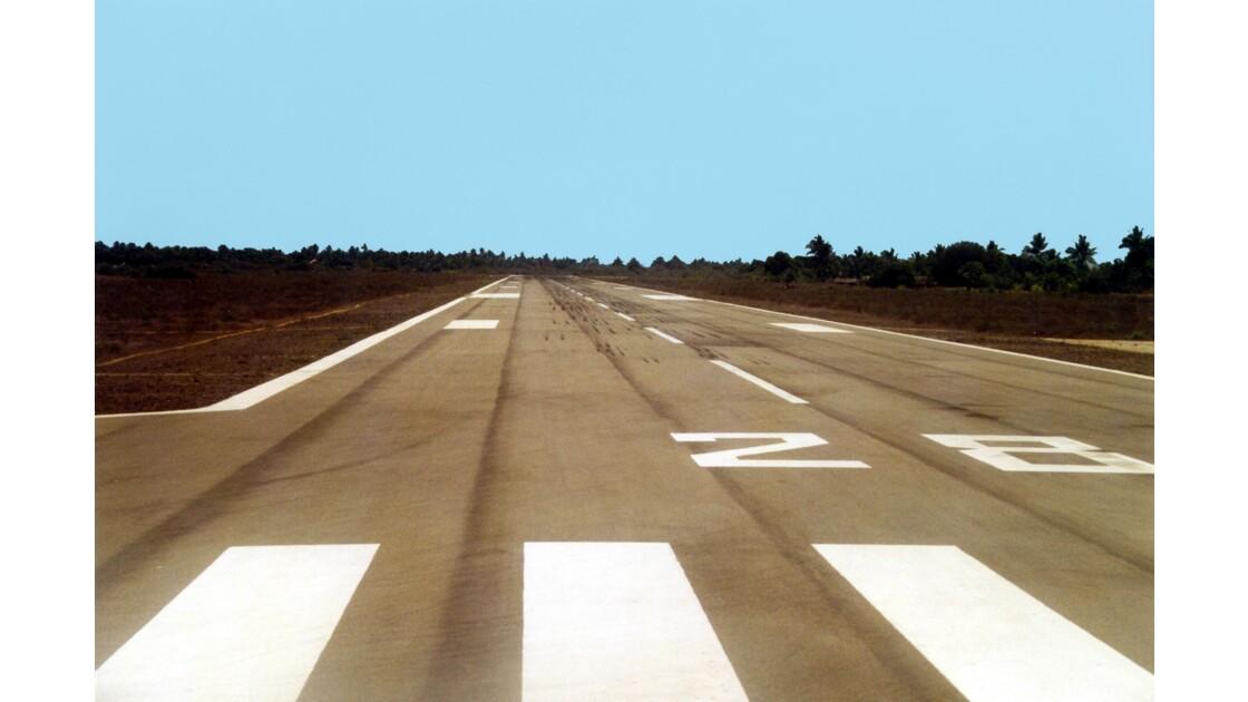 Aéroport de Sainte Marie