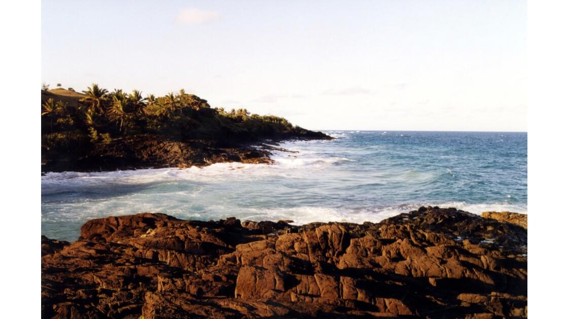 Au bout de l'île