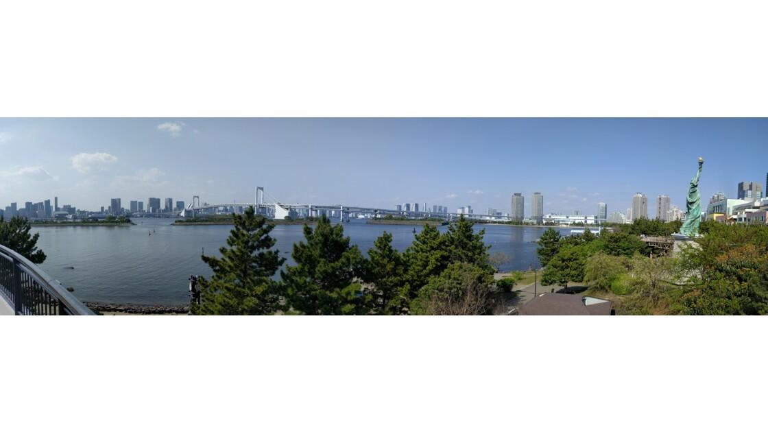 New york à Tokyo