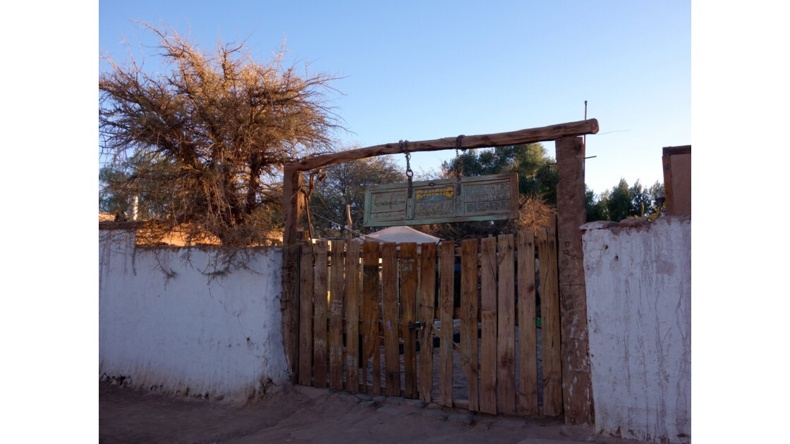 San Pedro De Atacama : le village