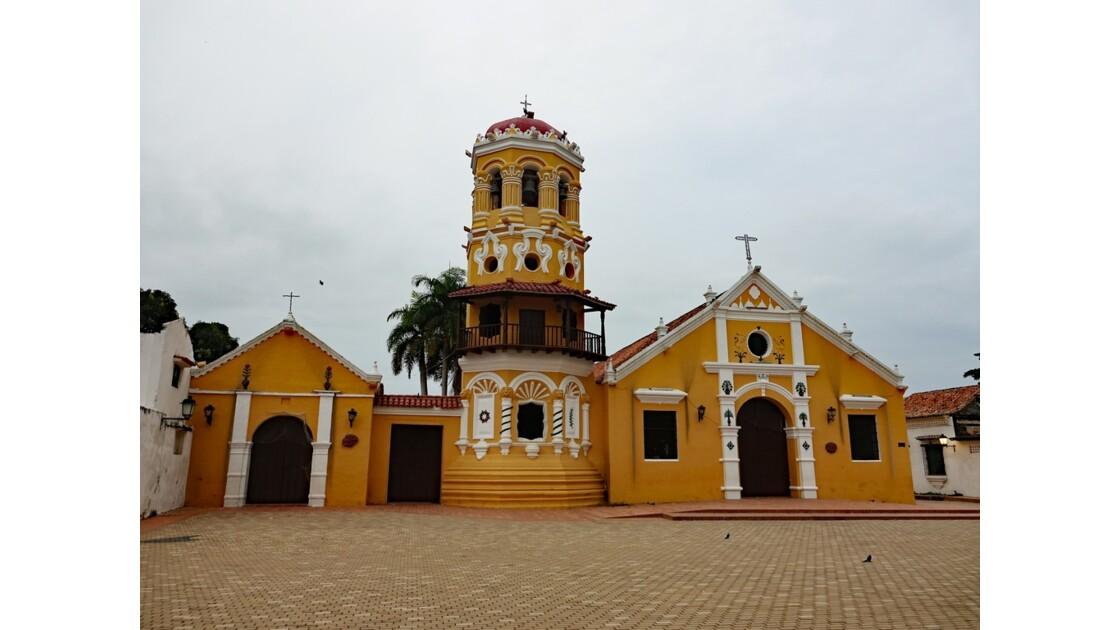 Colombie Mompox Iglesia Santa Barbara 2