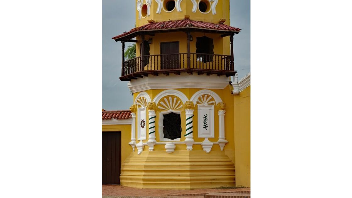 Colombie Mompox Iglesia Santa Barbara 4
