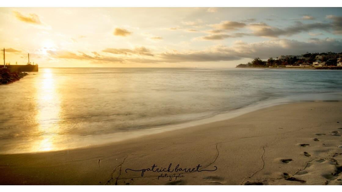 Plage des Roches Noires - Sunset – Saint-Gilles les Bains – Île de la Réunion
